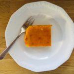 Ciasto z pomarańczy - Bolo de laranja