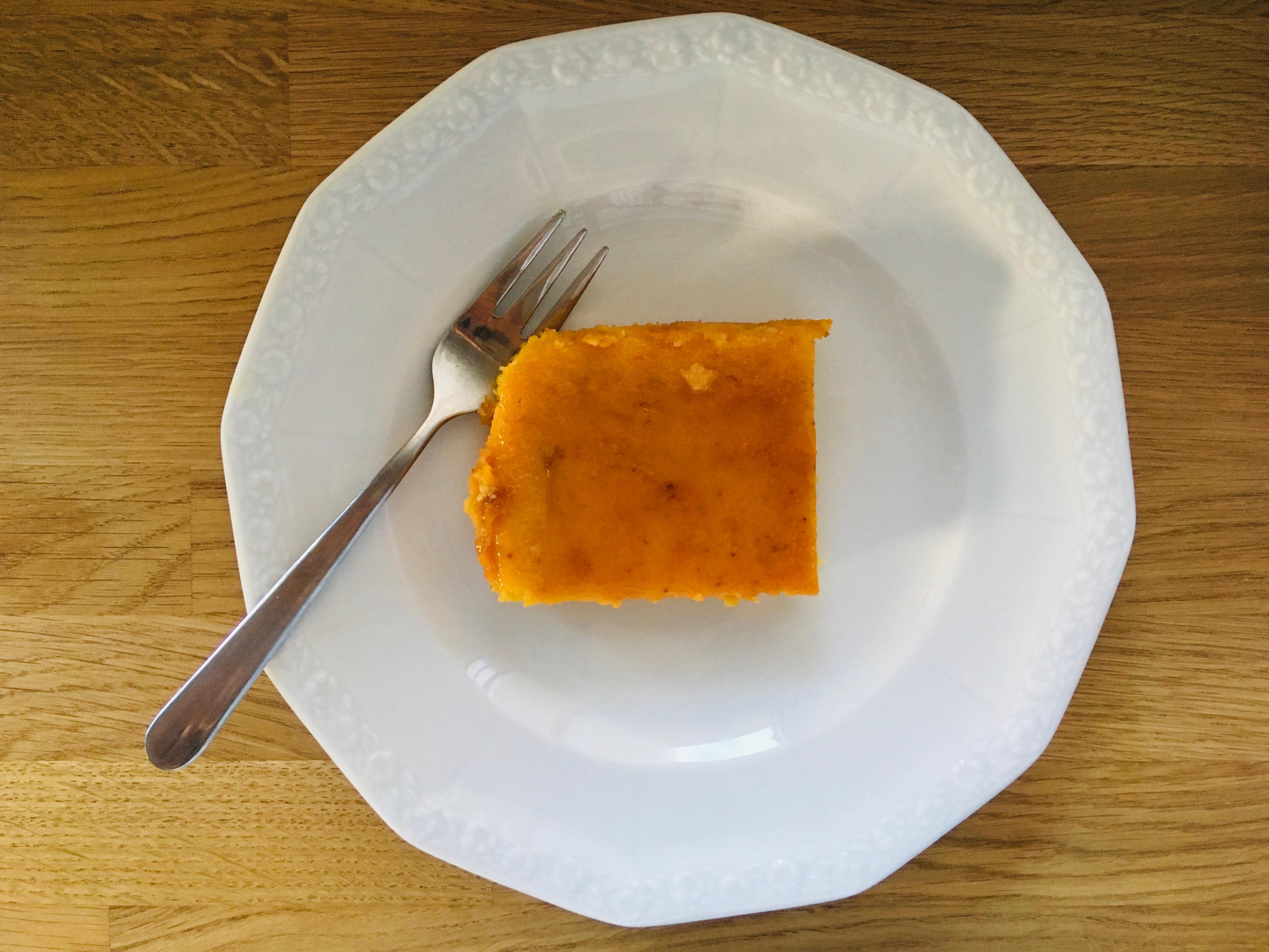 Ciasto z pomarańczy – Bolo de laranja
